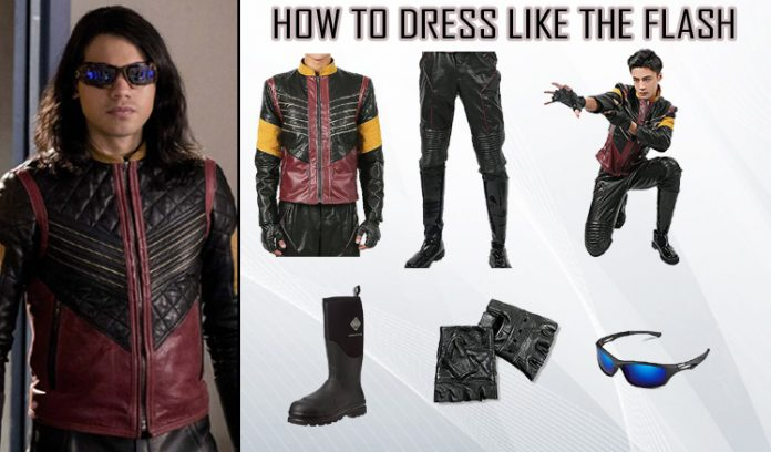 Cisco Ramon The Flash Vibe Costume