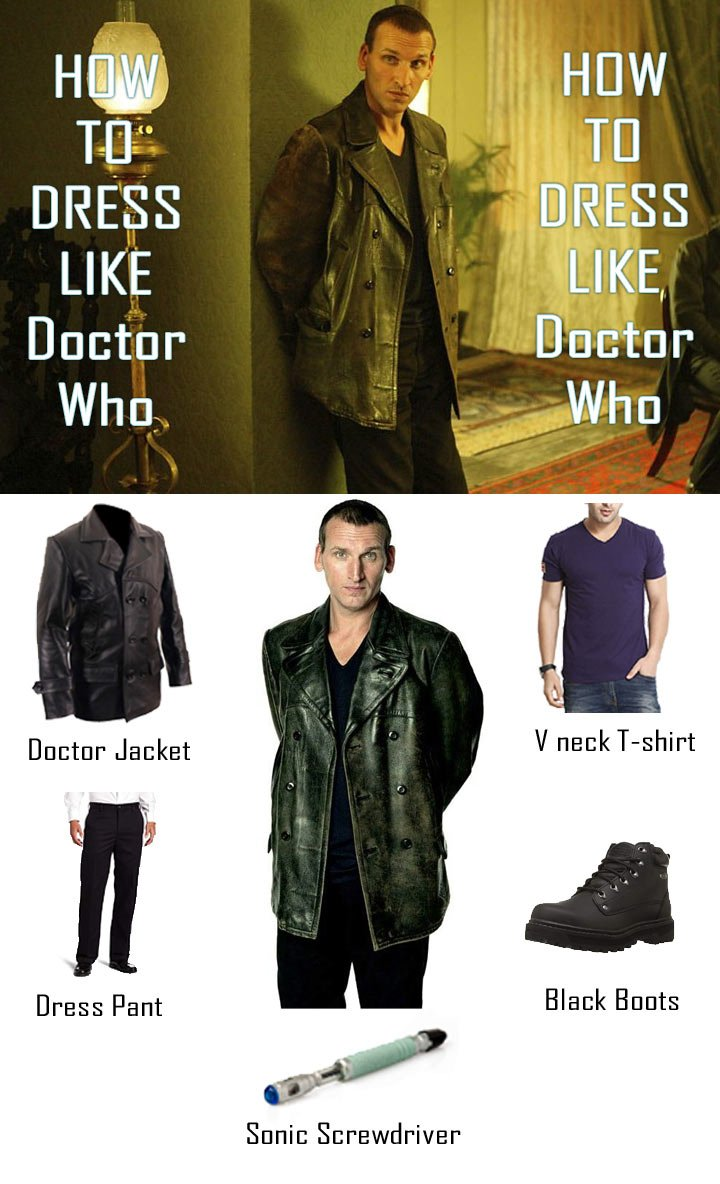 Doctor Who Ninth Doctor Who Costume Guide