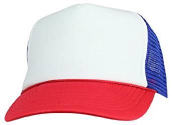 Two Tone Trucker Hat