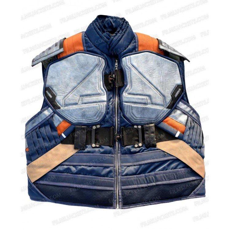 Killmonger Vest