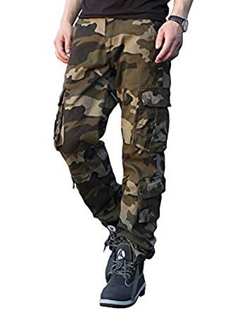 Military Cargo Pant