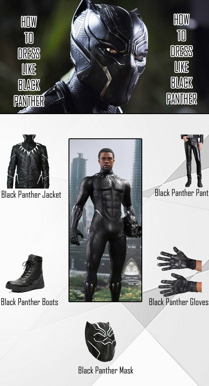 Black Panther Costume Guide