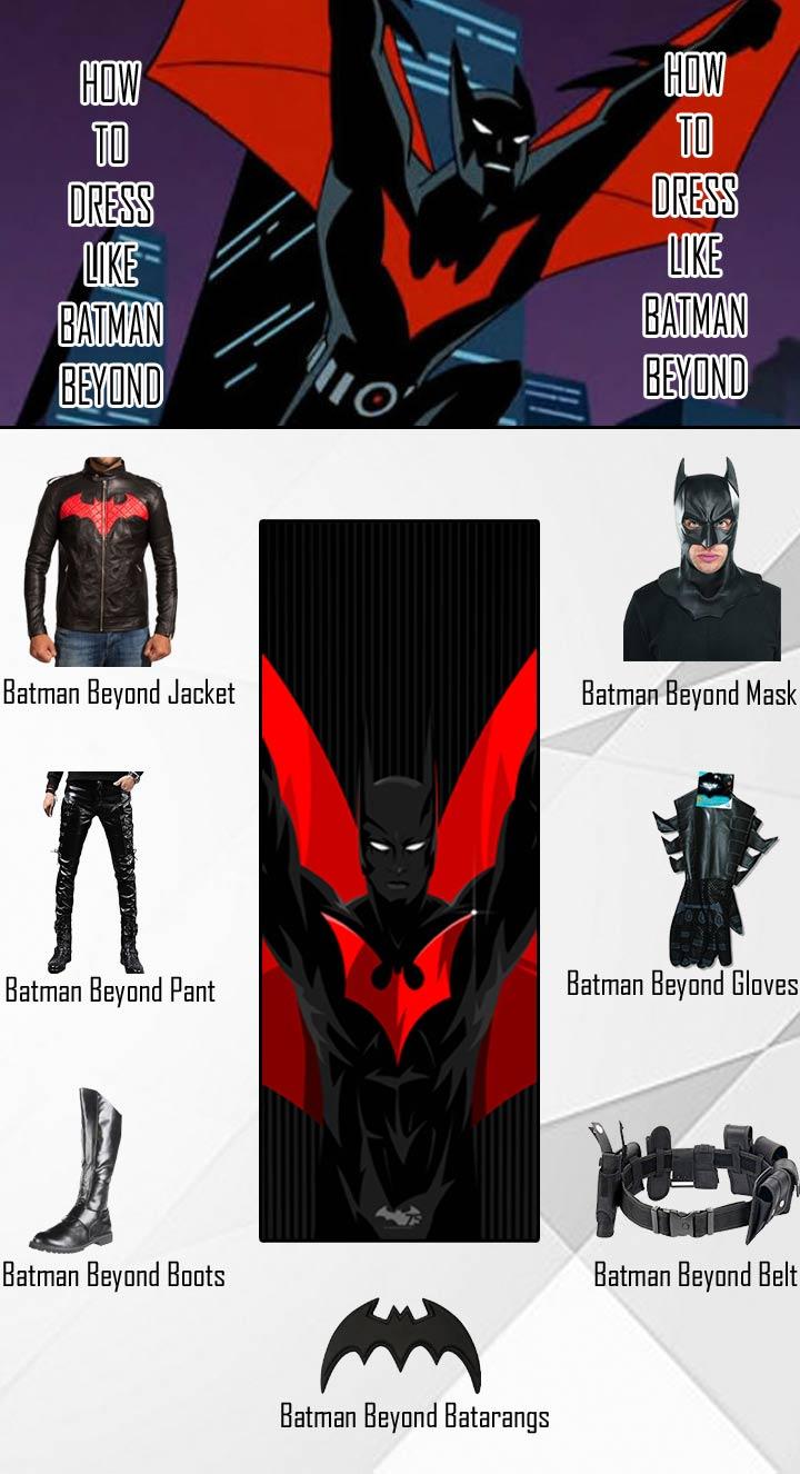 Batman Beyond Costume Guide