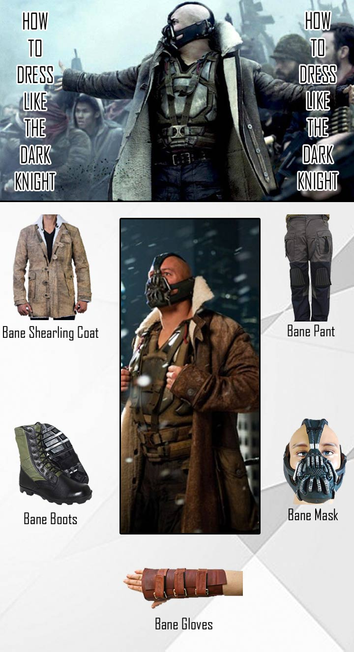 The Dark Knight Rises Bane Costume Guide