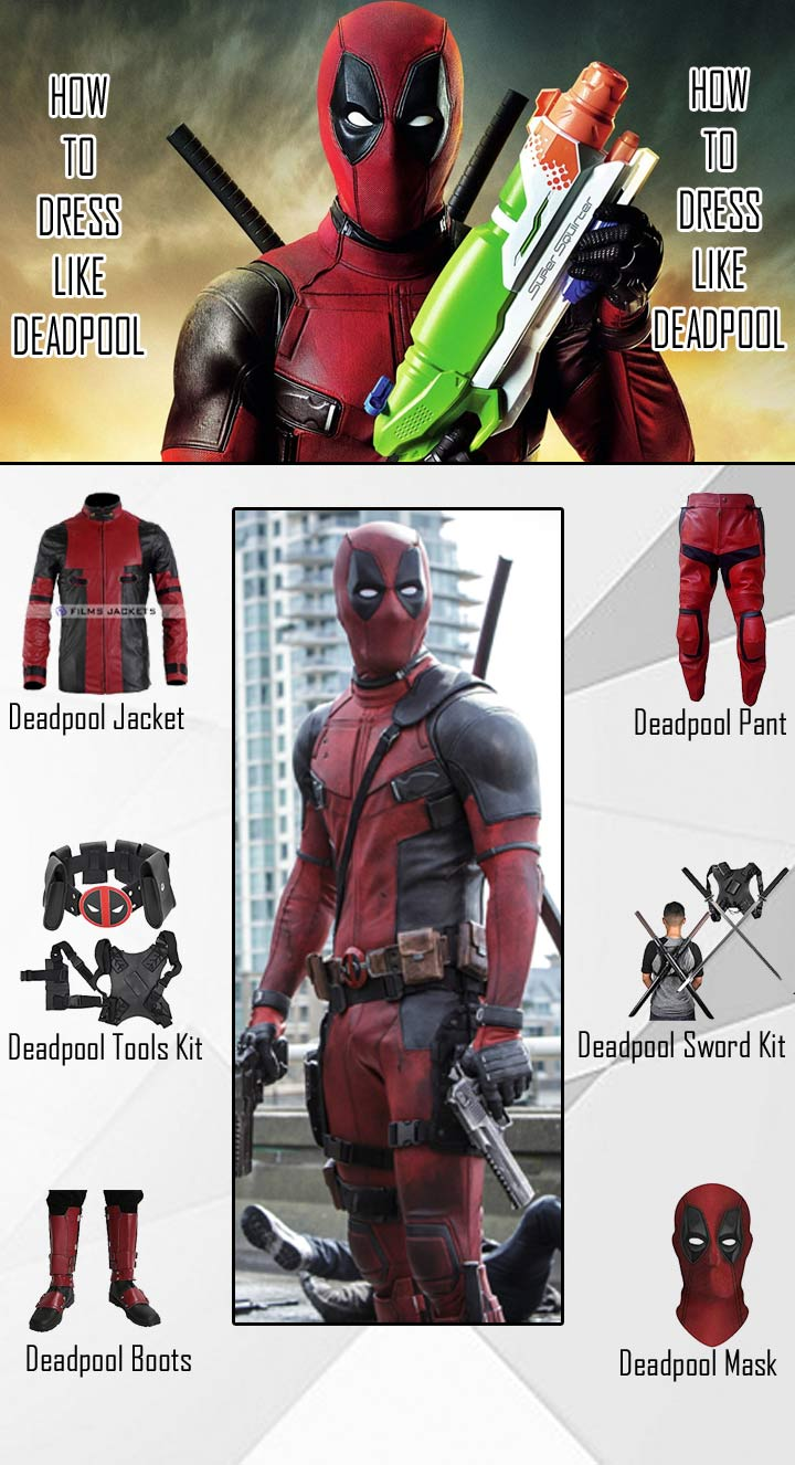 Deadpool Costume Guide