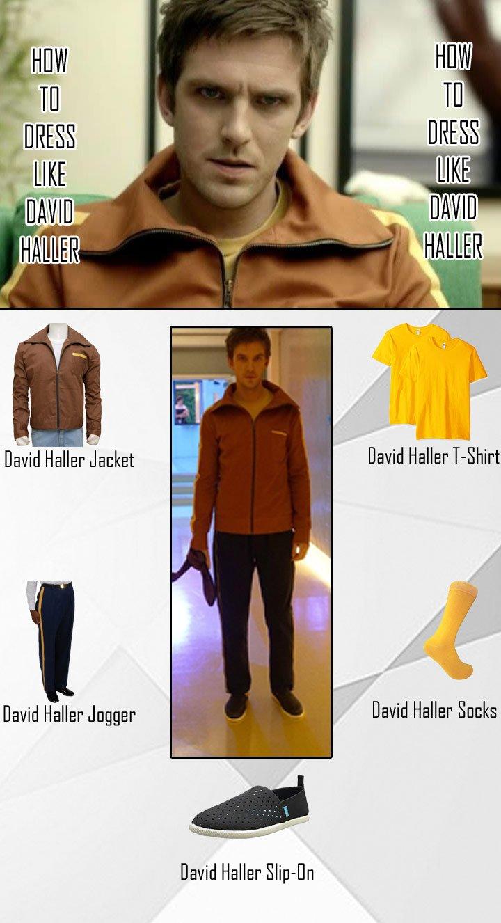 David Haller Legion Costume Guide
