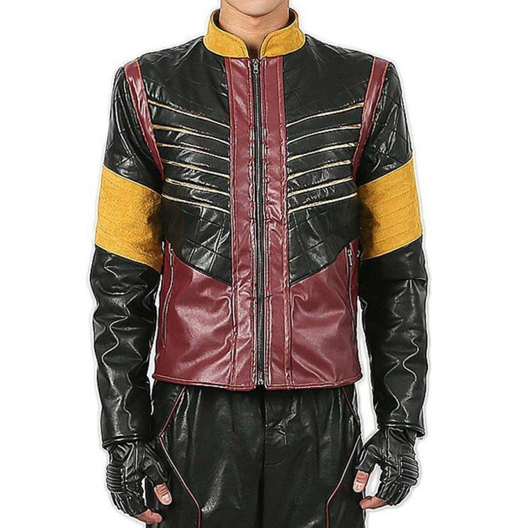 Cisco Ramon Leather Jacket