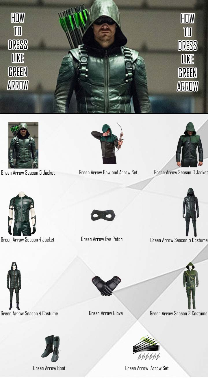 green-arrow-costumes