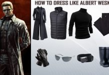 albert-wesker-costume-guide
