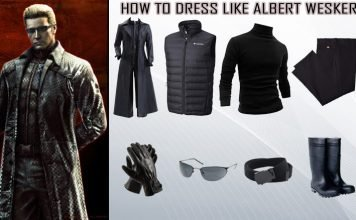 albert-wesker-costume-guide