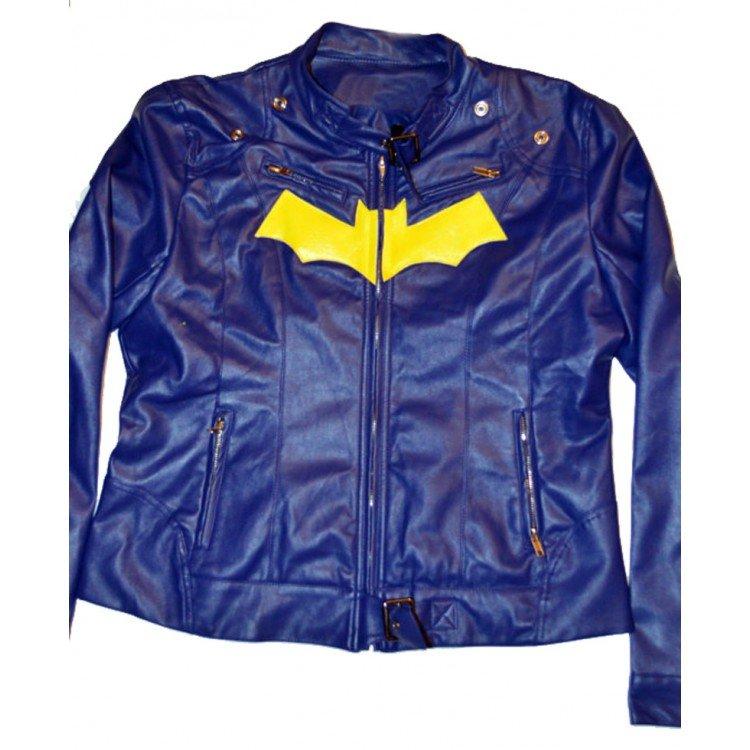 batgirl-leather-jacket