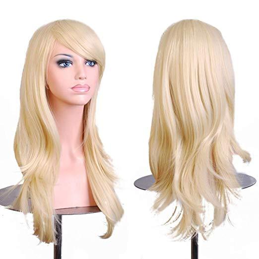 black-canary-wig