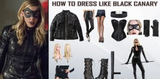 black-canary-costume-guide