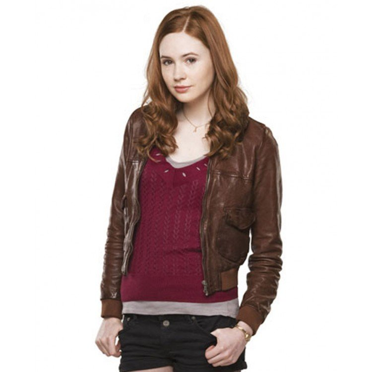 Amy Pond Jacket