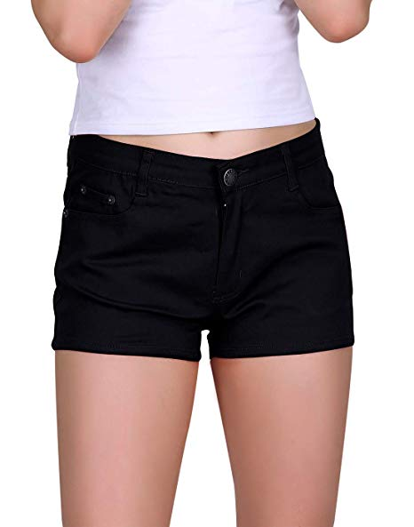 Amy Pond booty short