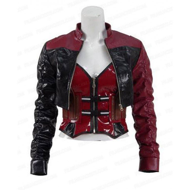 Injustice 2 Harley Quinn Jacket