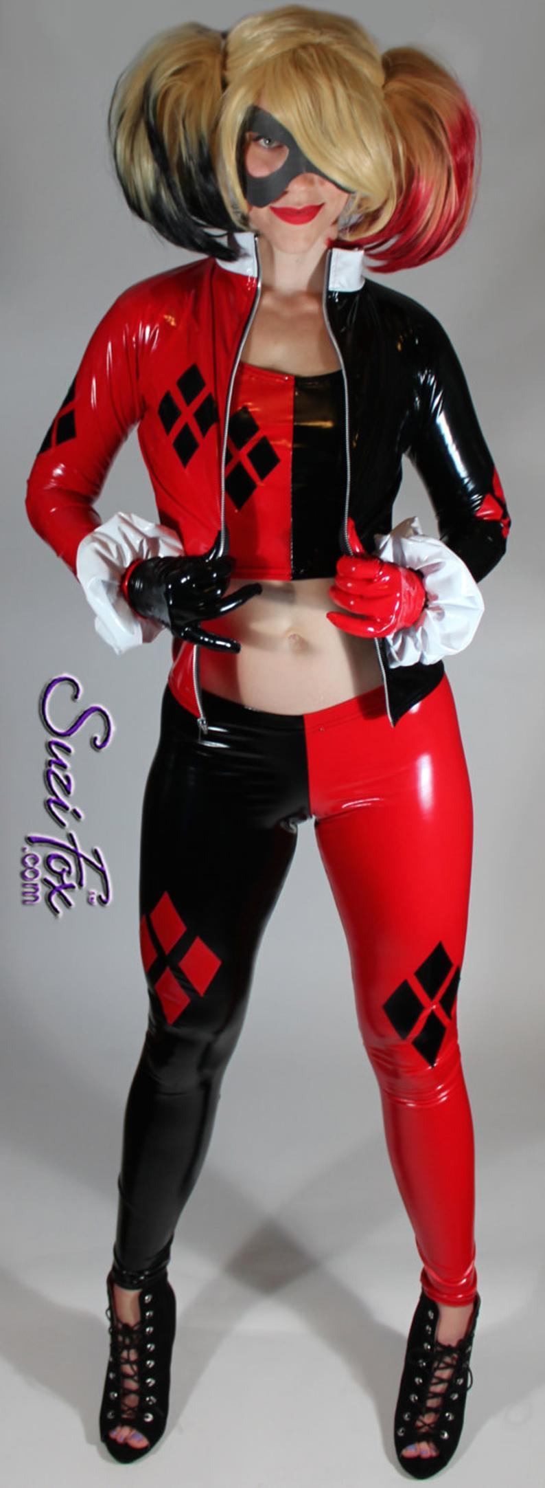 Injustice 2 Harley Quinn pant