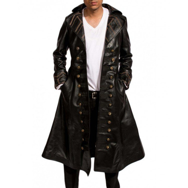 Killian Jones Coat