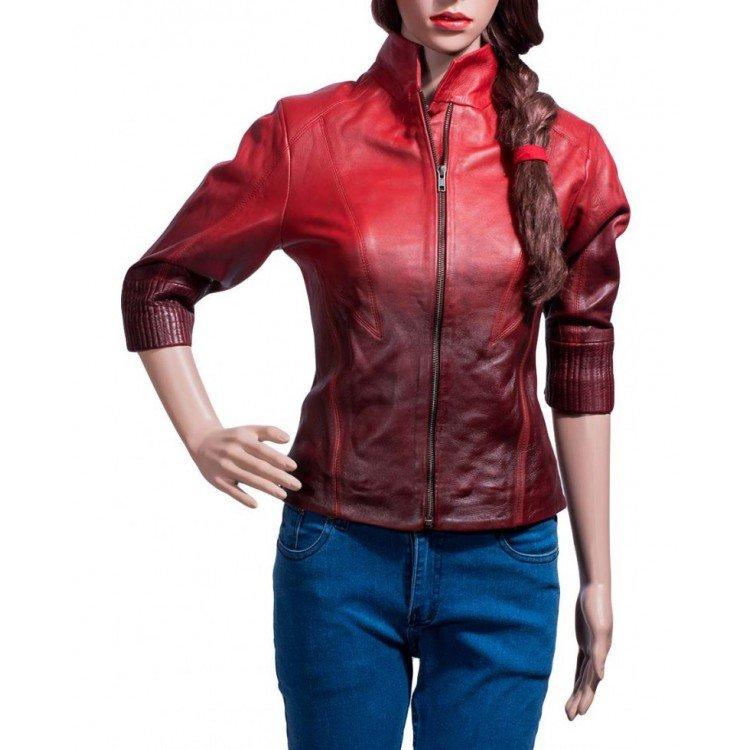 Scarlet Witch Jacket
