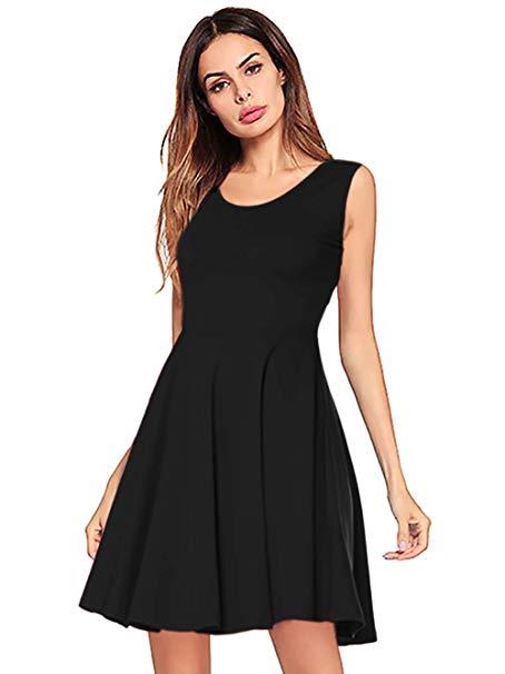 Scarlet Witch mini dress