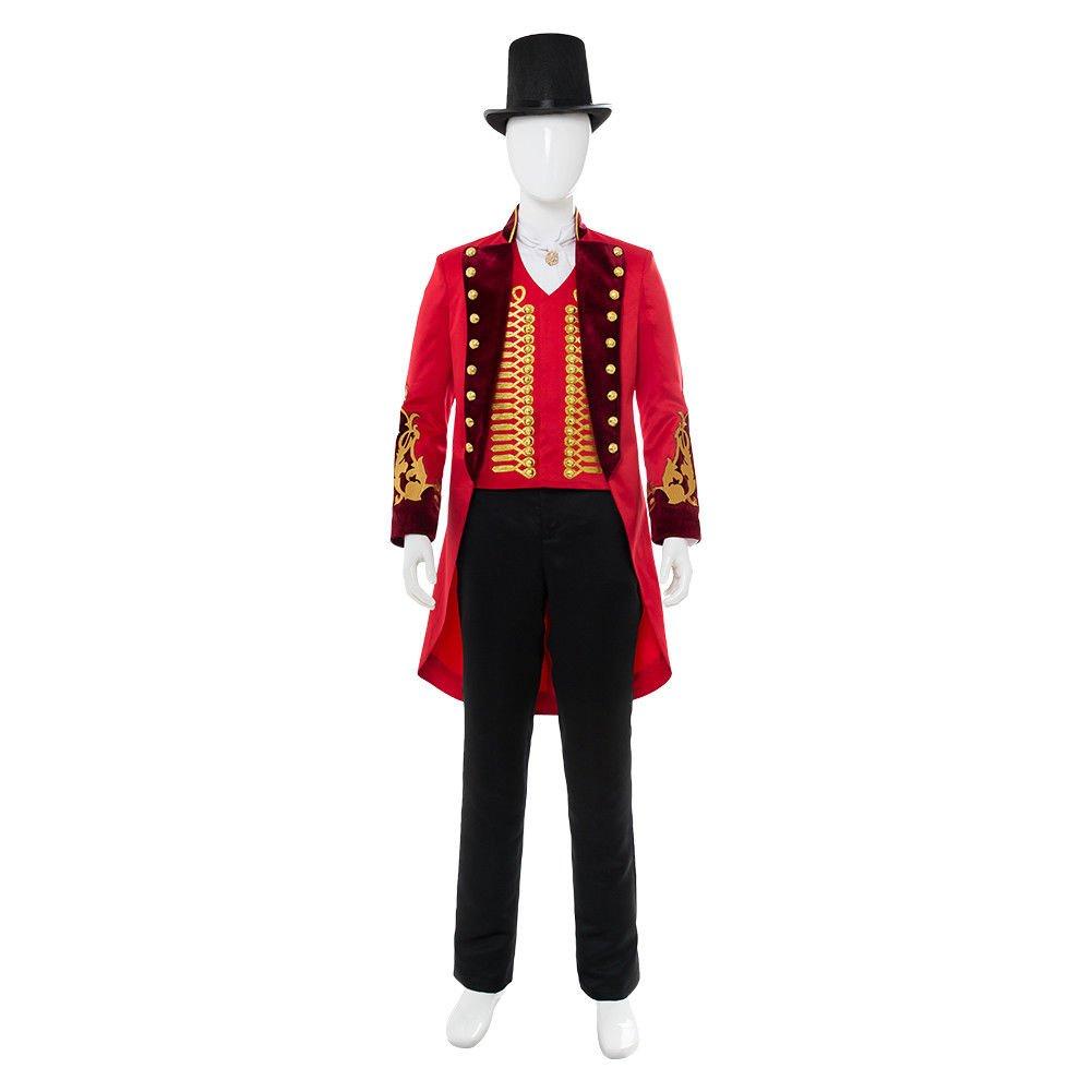 Showman costume