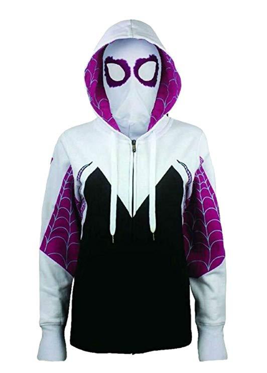 Spider-Women Hoodie