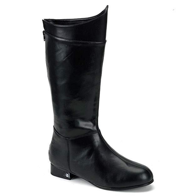 count-dooku-black-boots