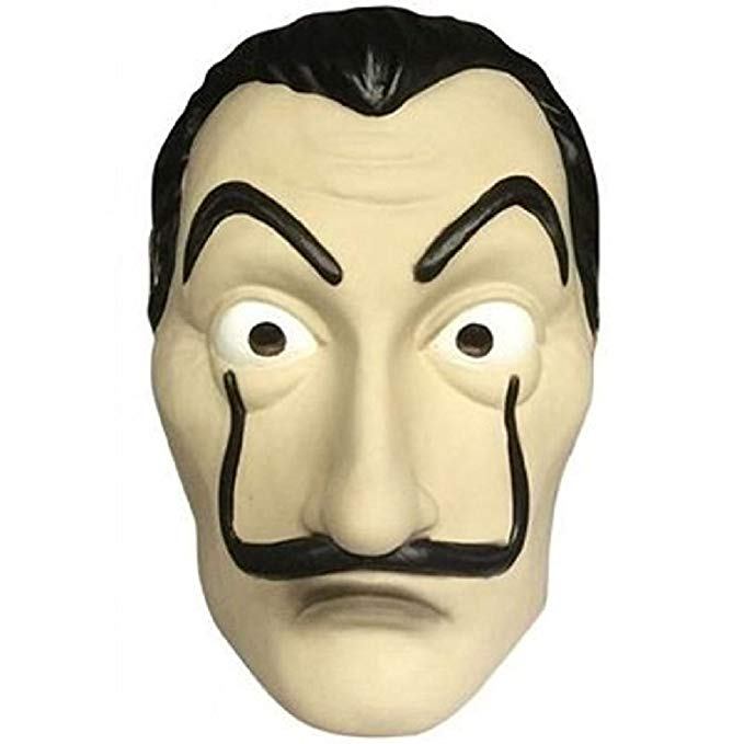 money-heist-salvador-dali-mask