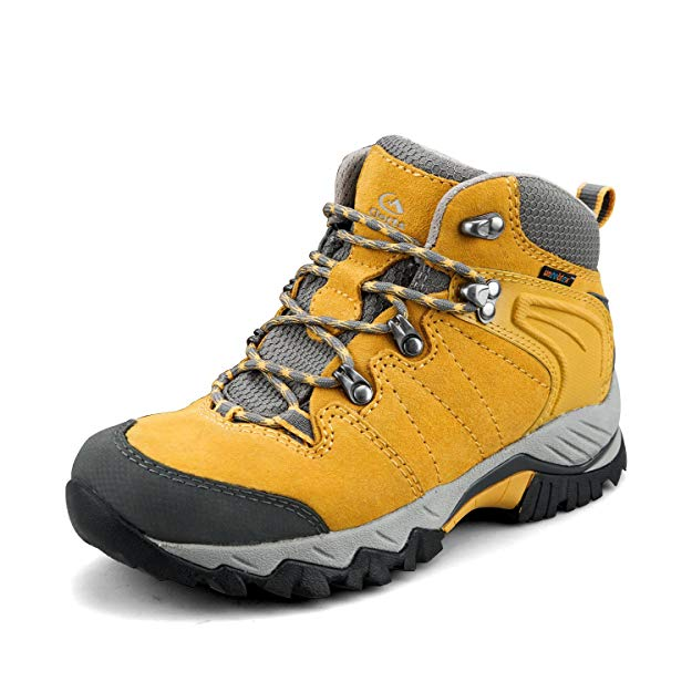 yellow-hiking-boots