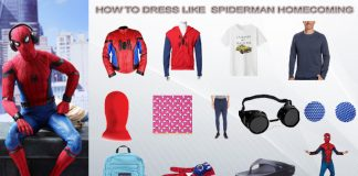 how-to-dress-like-spiderman-homecoming