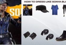how-to-dress-like-sonya-blade