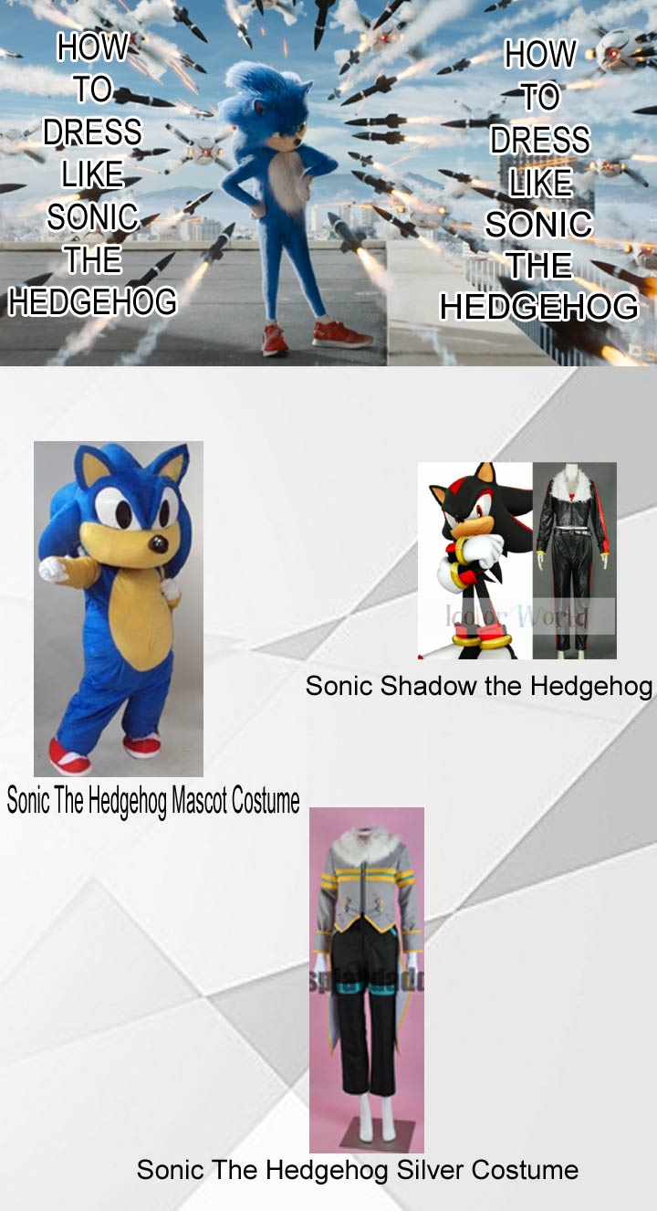 how-to-dress-like-sonic-the-hedgehog