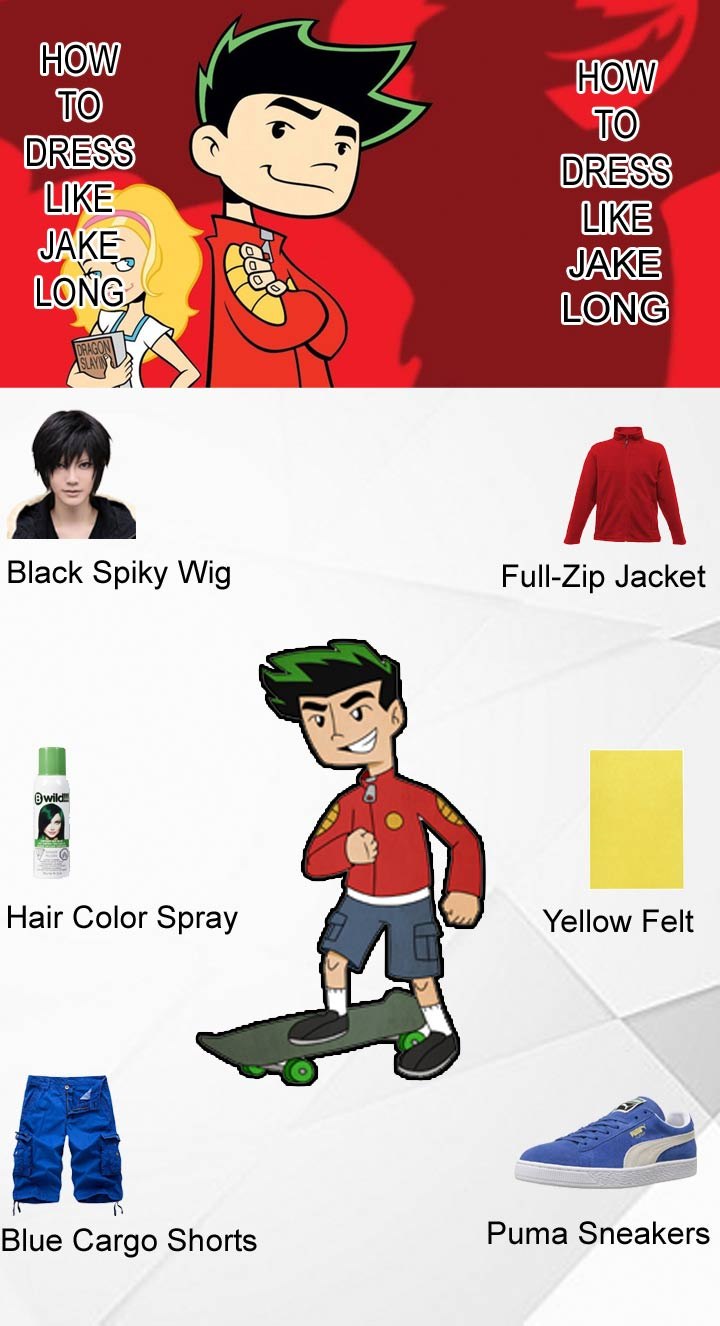 how-to-dress-like-jake-long