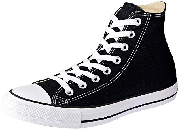 black-converse-high-top-sneakers