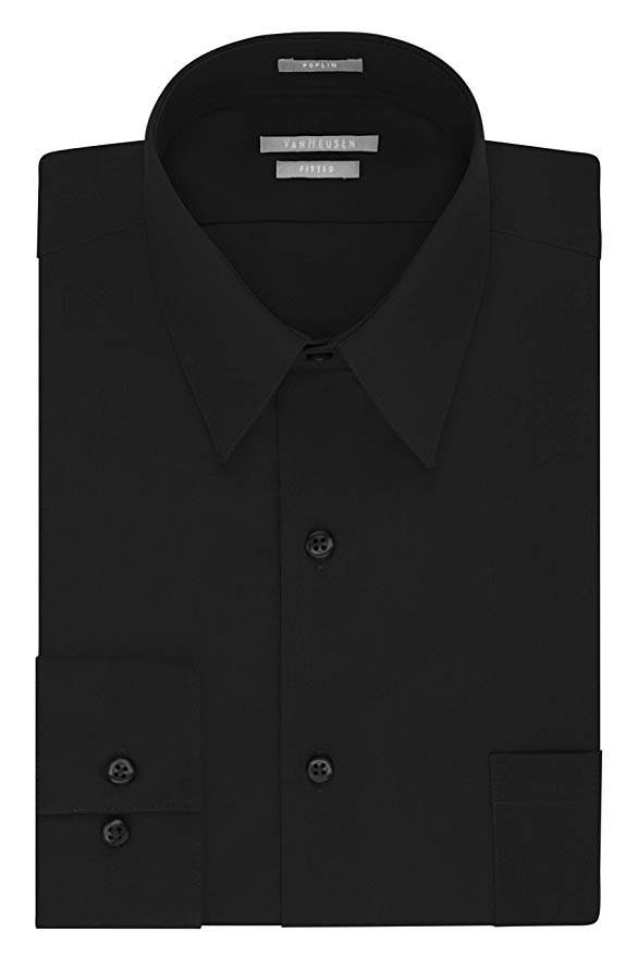 black-dress-shirt