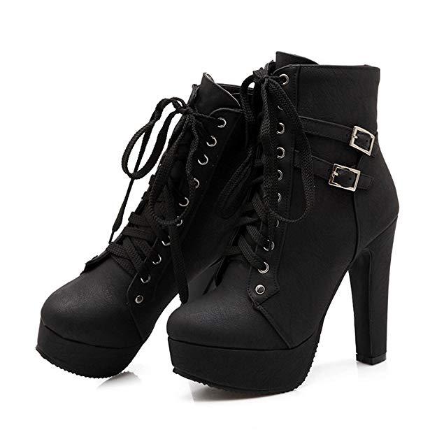 black-pump-boots