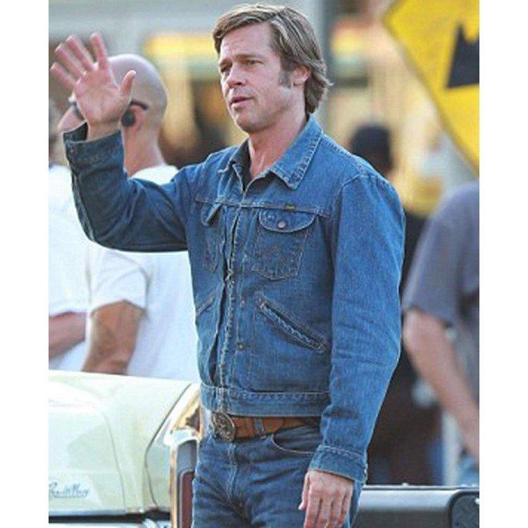 brad-pitt-jean-jacket