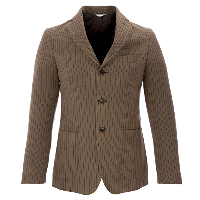 brown-pinstripe-blazer-jacket