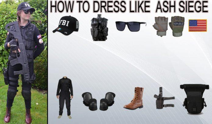 How to Dress Like Ash Siege