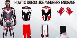 how-to-dress-like-avengers-endgame