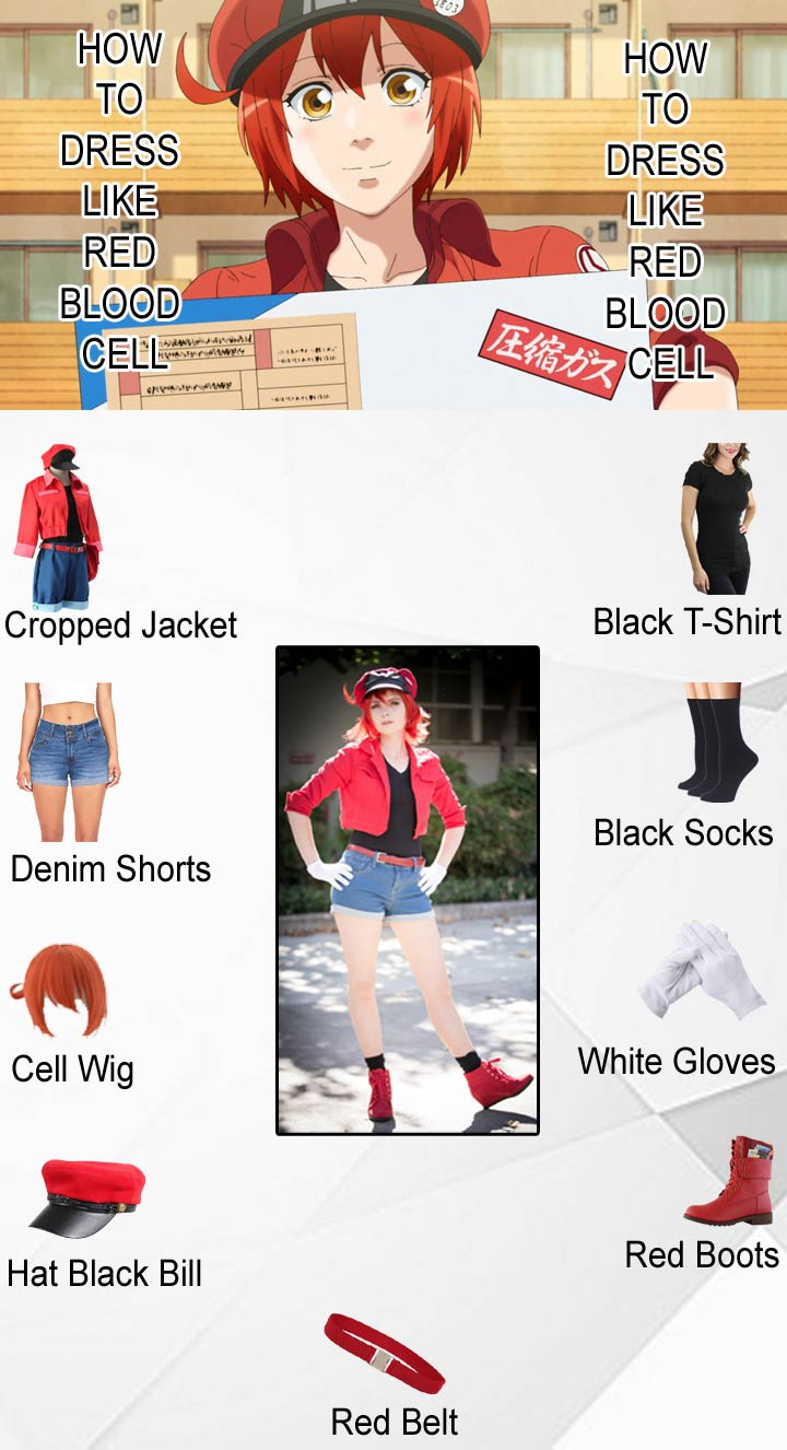 how-to-dress-like-red-blood-cell