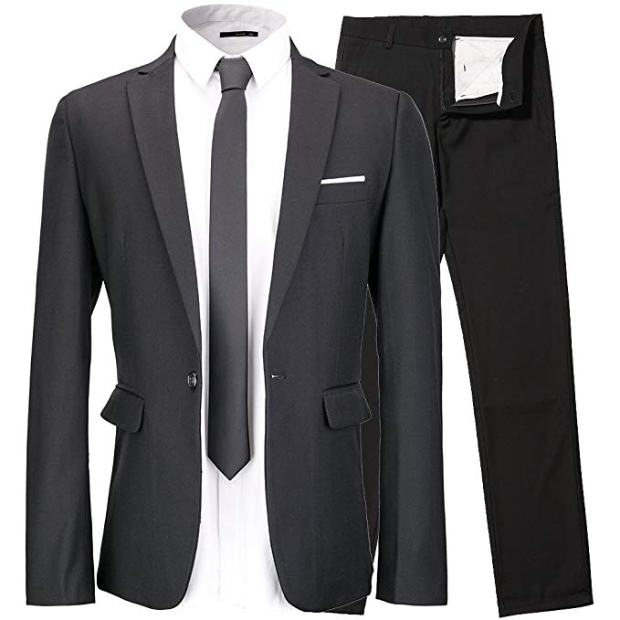 mens-2-piece-black-suit