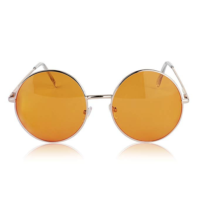 orange-circular-sunglasses