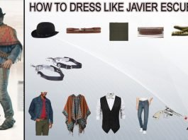 how-to-dress-like-javier-escuella