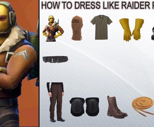 how-to-dress-like-raider-raptor