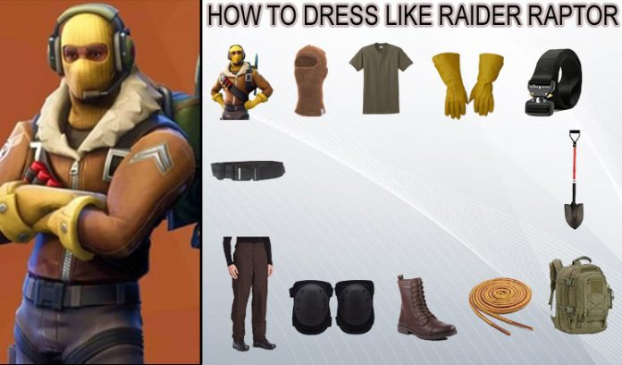 how-to-dress-like-raider-raptor