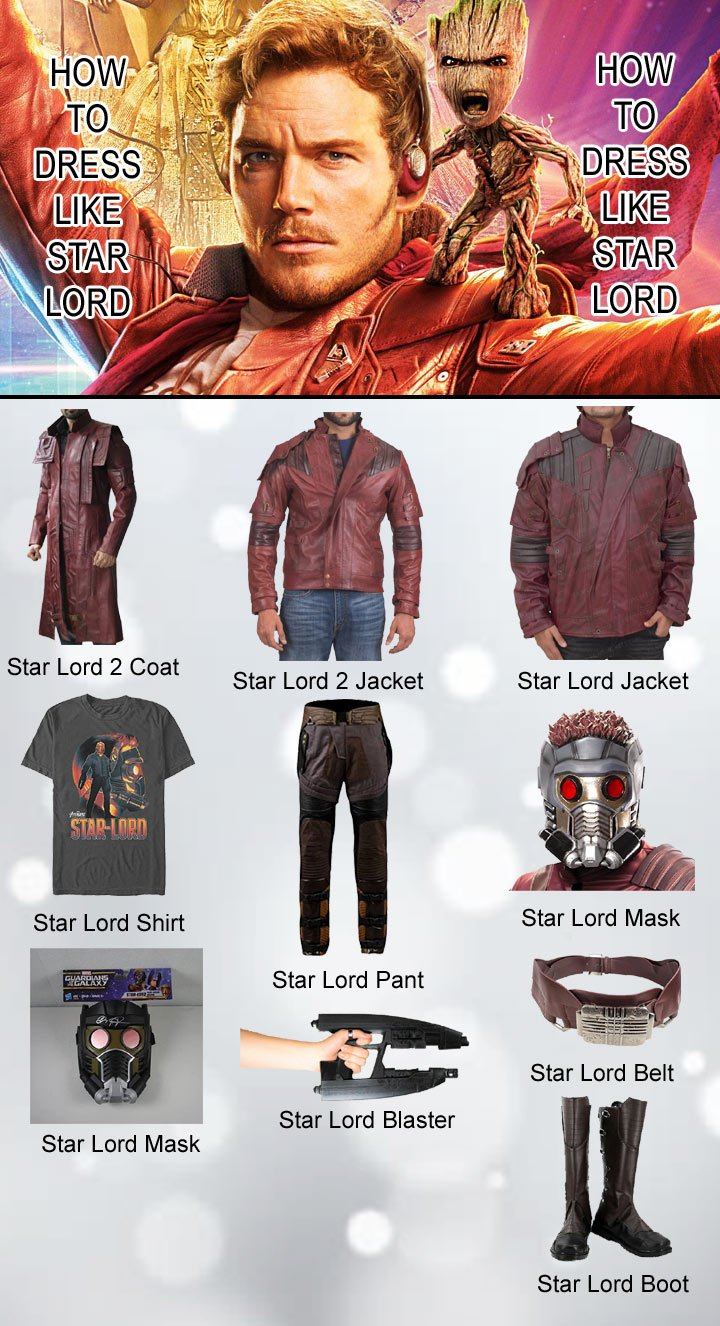 star-lord-costume-guide