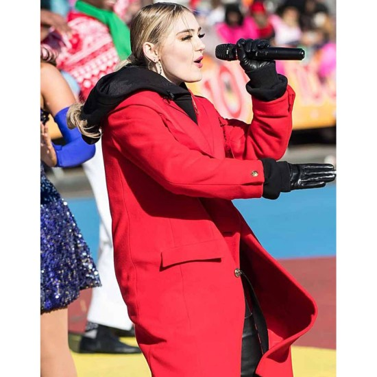 100th Thanksgiving Meg Donnelly Wool Coat