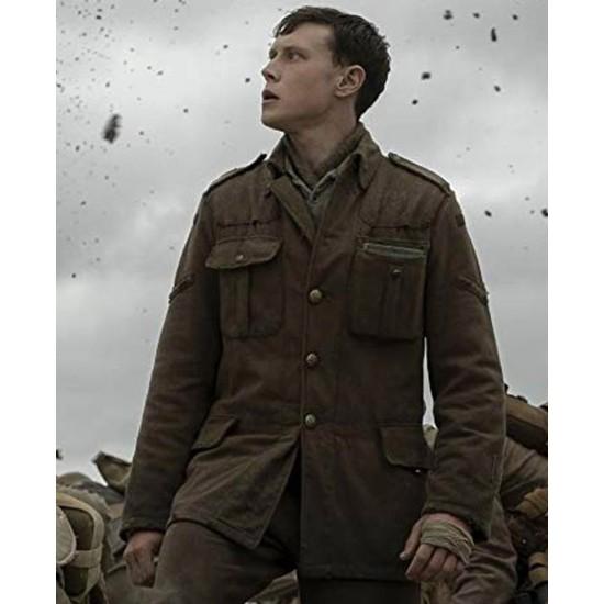 1917 George Mackay Cotton Jacket