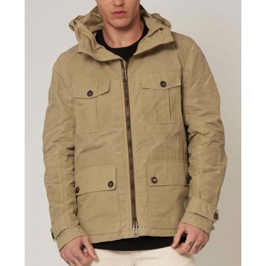 6 Underground Ryan Reynolds Cotton Jacket